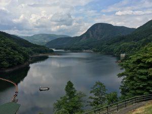 鳴子ダムの風景画像