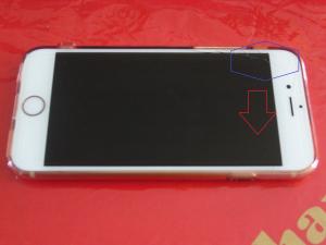 iphone画面割れたガラス交換