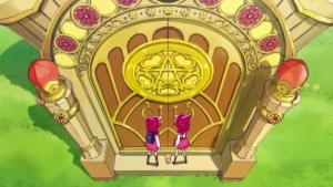 魔法つかいプリキュアとびらのナゾ