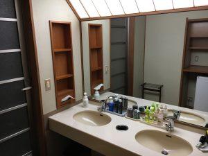 秋保温泉の緑水亭部屋つばき館和室