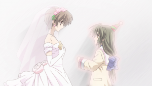 CLANNAD9話感想「夢の最後まで」伊吹風子