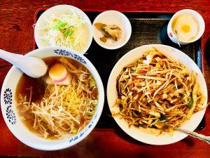安くて美味しいボリュームがある中華料理店[川香菜房]四川マーラー飯セット