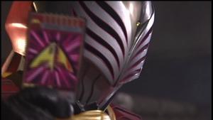 仮面ライダーライアのファイナルベント