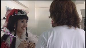 仮面ライダー龍騎鏡のマジック