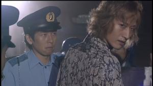 仮面ライダー龍騎浅倉逮捕