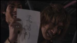 仮面ライダー龍騎佐野と浅倉