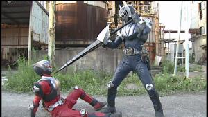 仮面ライダー龍騎スペシャル13RAIDERS龍騎とナイト