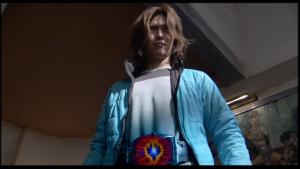 仮面ライダー龍騎ミラーワールドの城戸真司