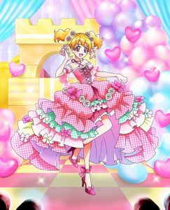 桃園ラブキャンディカラーチェックドレス