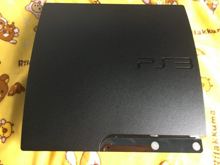 PS3分解