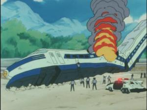 勇者特急マイトガイン列車事故