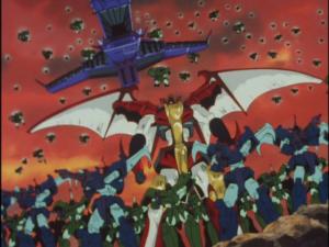 勇者特急マイトガインロボット集団