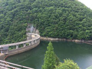 鳴子ダム風景画像