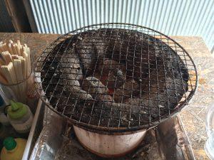 ヨシタケ食堂牡蠣食べ放題