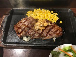 いきなりステーキサーロイン