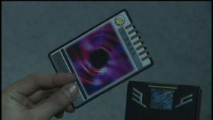 仮面ライダー龍騎カードデッキブランクアドベントカード