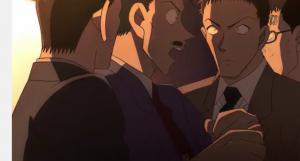 名探偵コナンゼロの執行人毛利小五郎が爆破容疑者で逮捕