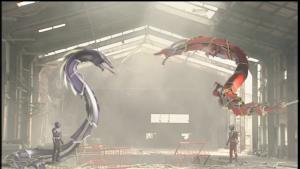 龍騎VS王蛇