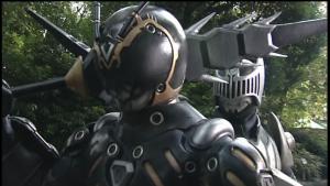仮面ライダー龍騎オルタナティブとナイトの戦い