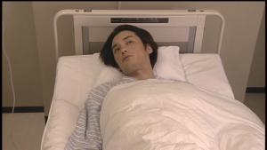 仮面ライダー龍騎北岡秀一が病気で倒れる