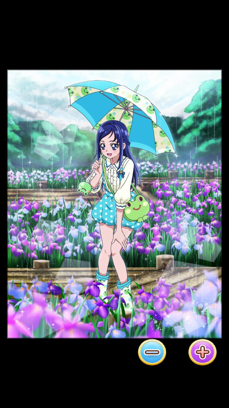菱川六花雨のさんぽみち