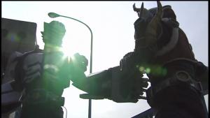 仮面ライダー龍騎インペラーの最後