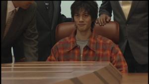 仮面ライダー龍騎佐野満社長になる