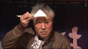 仮面ライダーカブト若林