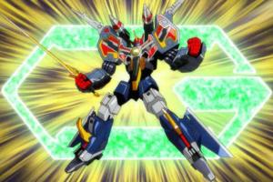 超合体超人フルパワーグリッドマン1