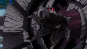 怪獣のアカネ