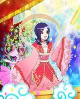 東せつな七夕伝説星空の織姫