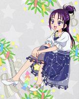 美翔舞キラキラ夜空スカート