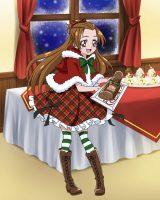 円亜久里スイーツいっぱいクリスマス