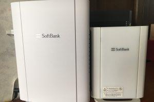 ソフトバンク光BBユニット