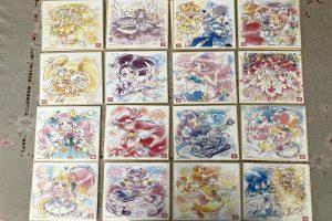 プリキュア色紙ART4