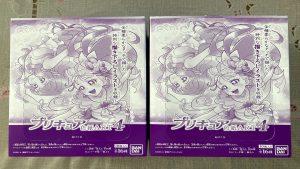 プリキュア色紙ART4BOX