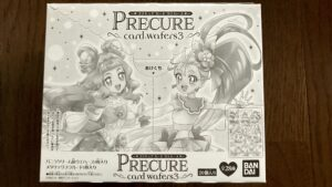 プリキュアカードウエハース3 (2)